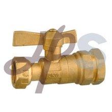 brass water meter ball valve