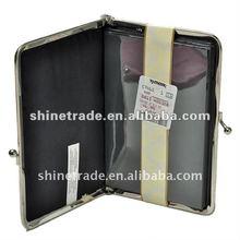 2012 fashion design leather photo holder