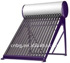 High Quality Compact Pressurized Solar Water Heater (Heat pipe type)