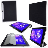Tablet case cover Super slim auto sleep wake Smart cover for galaxy tab 10.1 p7510
