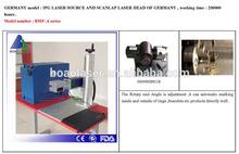 Inside Rings laser engraving machine