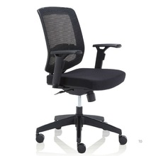Office meeting and conference chair medium high back swivel chair ergonomic office chair