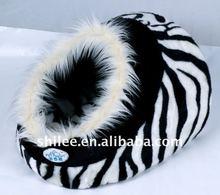 long plush/short plush pet beds/pet cave/dog beds/cat beds