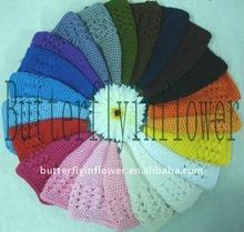 Kufi hats with flowers New custom