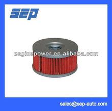 Oil filter 16510-38240 for SUZUKI VL125,DR-Z250,DR250,VL250,TU250,GN250,SP250,GZ250,DR350,SG350,DR400,GN400 Motorcycle