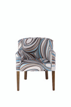 Metal Aluminum Leg Dining Chair - Indoor Chairs Furniture For Cafes Restaurants Hotel Project