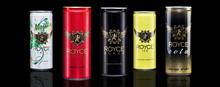 Various type of Energy Drinks