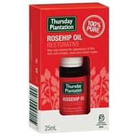 Thursday Plantation Rosehip Oil 100% Natural Oil Australia 50ml - stretch marks, scars, pigmented skin