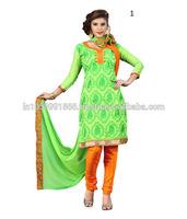 online shopping dress material ,chudidar dress material