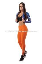 Fitness wear produced in Brazil