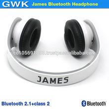 James Bluetooth headphone