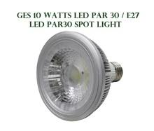GES LED PAR30 Light 10 watts Spot Light