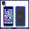 Multi Factional 3 in 1 Cheap Mobile Phone Case with stand wholesale cell phone case for iPhone 6