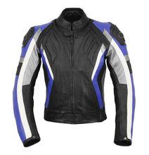 Men`s Motorbike Leather Jacket, Motorcycle Biker Jacket For Men, Racing wear