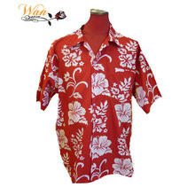 Hawaiian Batik Shirt