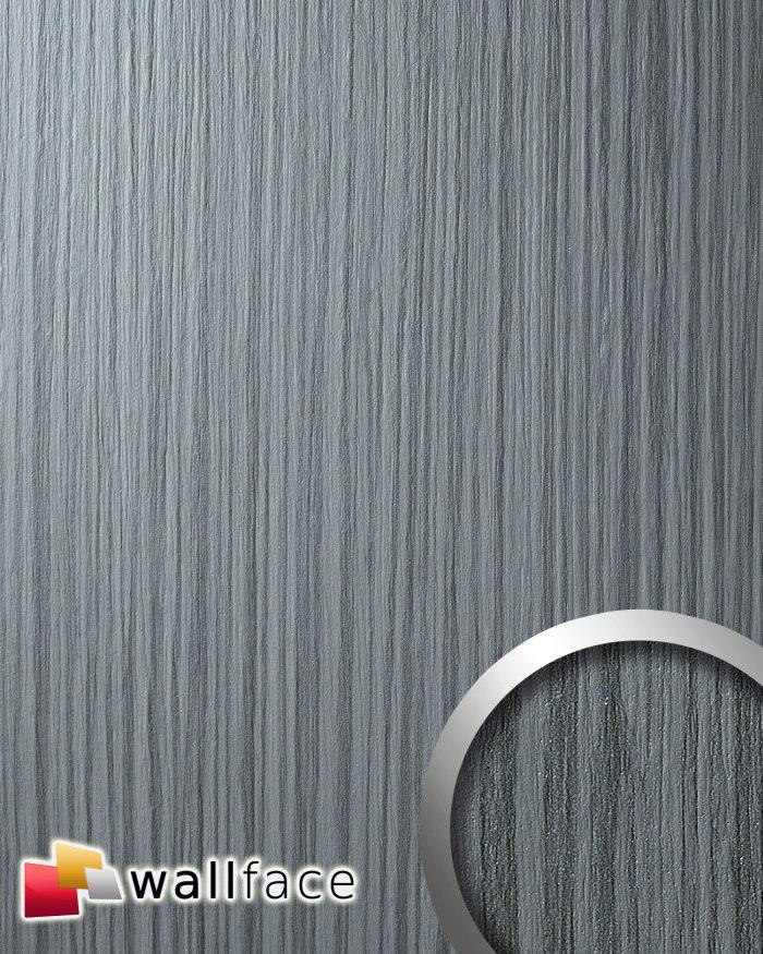 Wallface 12440 zebrano hout wandpaneel interieur wandbekleding plaat ...