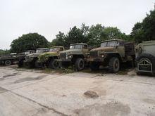 Ural 4320 6x6 truck