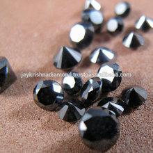Natural Real Loose Black Diamond