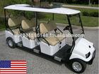 Cruise Car Brand 6P Electric All American Shuttle Cart (M6)