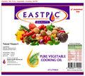 de la marca eastpac puro aceite de cocina vegetal en jerry latas