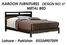 HAROON FURNITURES METAL IRON & STEEL BEDS