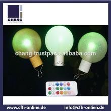 Newest CV-0509 LED light ball lamp for Christmas decorating