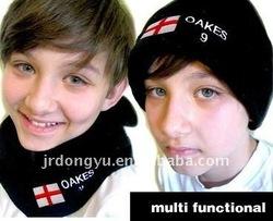 mutifunction -purpose boys girls fleece neck warmer
