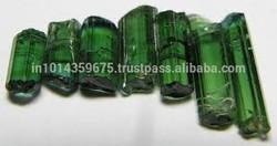 G reen Tourmaline Gemstones Natural Supply Wholesale