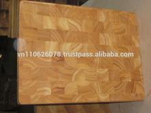 Wood Cutting Board, Vegetable Cutting Board rubber/acasia/oak