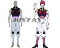 Hisoka Cosplay Costume from Hunter X Hunter
