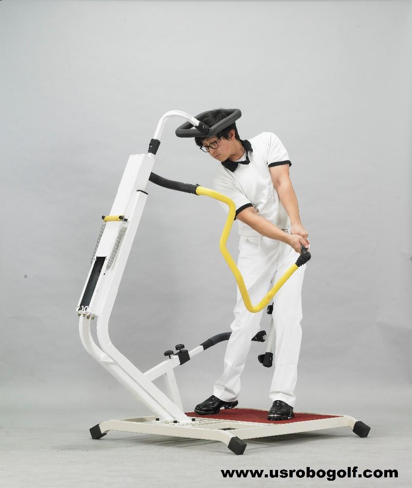 golf swing machine