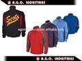 yumuşak kabuk özelleştirilmiş varsity ceketler