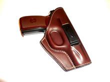 100% Genuine leather concealment gun holster Walther PPK, Makarov