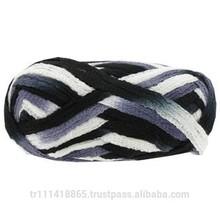 Acrylic crochet hand knitting yarn