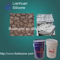 rtv goma de silicona para moldes de yeso piedraartificial