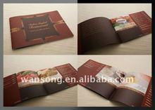2012 new design brochure of company profit