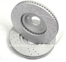 auto spare part brake disc rotor