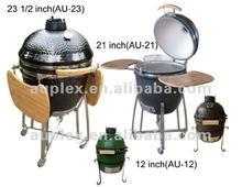 ceramic bbq grill most hot bbq grill cooking turkey/breef from AUPLEX stove