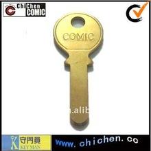 Dimple blank house key