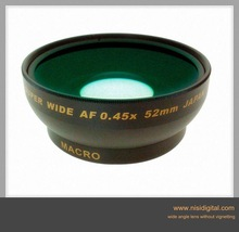 NISI wide angle lens for camera without vignetting