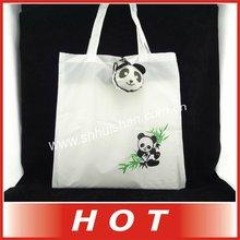 2012 New panda modelling folding bag