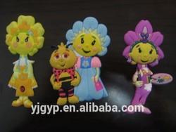 On sale! Free sample! cute rubber Fridge Magnet for gift
