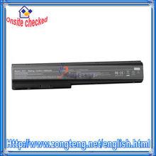 High Capacity Rechargeable Notebook Battery for HP Pavilion DV7 DV8 (12 Cell 14.8V 7800mAh) Black