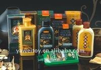 Ginger shampoo (Herbal shampoo series)
