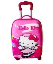 kids trolley case hot selling good quality 2013 new item