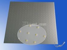 Easy intallation flat led board illuminated signs ip65