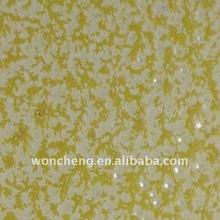Granitic vein texture powder paint