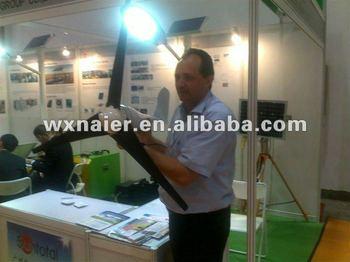 100w AC 12v / 24v low rpm wind power generators / AC synchronous generator