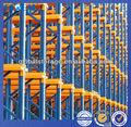 Justierbarer Antrieb im Ladeplatten-Racking