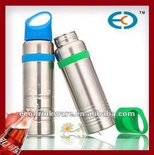 BPA Free 700ml stainless steel innovative water bottle